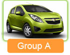 Car Rental Fleet Cheap Car Rental Group A