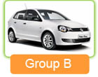 Car Rental Fleet Cheap Car Rental Group B